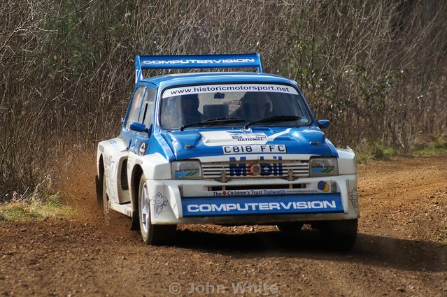 Rallye Sunseeker 2012 Metro 6R4