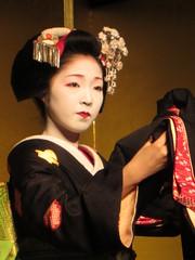 Toshikana (CLF) Tags: kyoto maiko   toshikana
