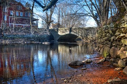 Assonet River Bridge