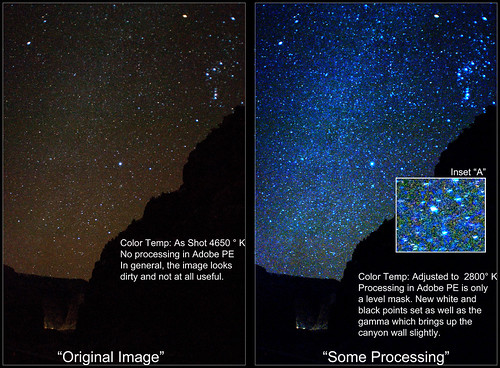 Milky Way in Wind River Canyon (Expert Advice Sought)