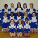 Chester cheerleaders