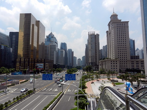 Street view in Guangzhou, China / Travel Seer