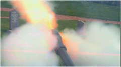 21 Gun Salute5 (lairig4) Tags: castle army scotland stirling military salute historic artillery cannons otc queensbirthday 21gunsalute cityofstirling
