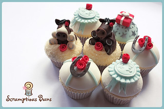 Pony Lover Birthday Cupcakes