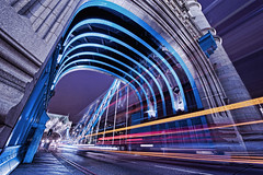 FEEL THE FORCE! (wilsonaxpe) Tags: longexposure london lighttrails wilsonaxpe