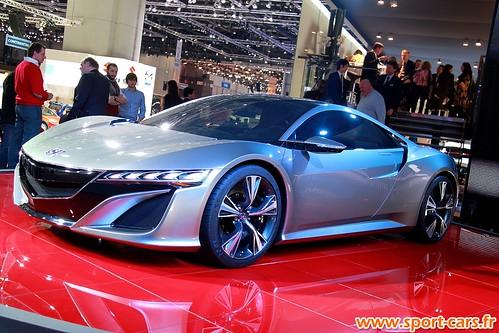Honda NSX Concept 1