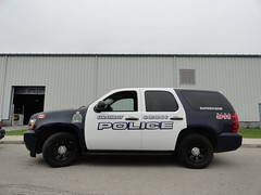 2012 Chevy Tahoe (Emergency Vehicle Photography) Tags: tahoe police chevy 2012 ppv