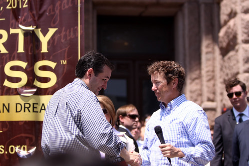 Ted Cruz & Rand Paul, architects of Cruelty