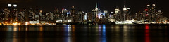 2012-04-09 5DIII New York from NJ 064 (James Scott S) Tags: new york city usa 3 west reflection glass skyline canon scott eos james long exposure cityscape waterfront florida mark united iii shutter jersey l 5d fl states usm dslr delayed ef f4 24105mm