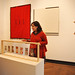 Guest Curator Valeria Paz Moscoso talks about Aruma- Sandra de Berduccy's 'Efectivo' (2010).