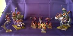 callum's lizardmen (dawngreenwood1) Tags: 40k warhammer gamesworkshop