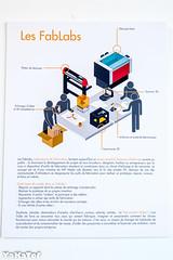 Impression 3D - FabShop - Pavillon de l'Arsenal (yakatof) Tags: paris print diy 3d nikon expo printer maker printed arsenal impression pavillon imprimante 1635 d600 fablab fabshop yakatof