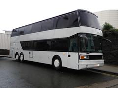 Disney On Ice 'Worlds Of Fantasy' Tour 2014 Tour Bus (5asideHero) Tags: ice coach tour el disney dt sleeper setra on 2014 8205 s228