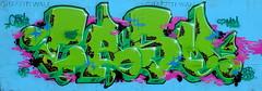 Graffiti Couwenhoek (oerendhard1) Tags: urban streetart art graffiti rotterdam casm skatezone