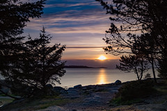 Sunset (Lars Helge) Tags: ocean sunset sea summer sun sol nature norway night forest landscape island evening stavanger norge twilight fuji sundown sommer natur may sunny x mai fujifilm fujinon natt solnedgang rogaland landskap sj 1024 2016 xseries xt1 trollskogen hundvg fujion fujixt1 fujinonxf1024mmf4rois 1024f4 xf1024f4 norgemai rogalandmsandnes