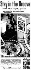 Corn Soya (jerkingchicken) Tags: kelloggs vintagecereal