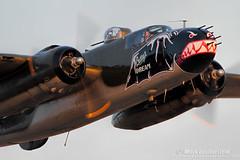 Betty's Dream (mvonraesfeld) Tags: show museum plane flying texas aircraft aviation air wwii legends bomber warbird planesoffame img6969