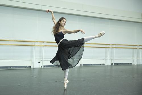 Yasmine Naghdi promoted to Principal dancer