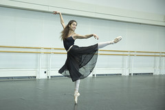 Yasmine Naghdi promoted to Principal dancer
