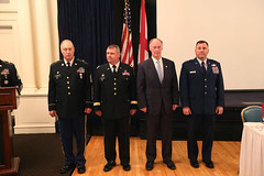 05-19-2016 Governor's Outstanding Service Members Awards Luncheon