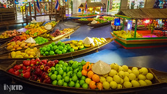 DSC_0229 (inkid) Tags: color colors fruits fruit boats boat colorful sony floating dual premium z5 xperia