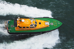 If speed's the need... (MSGS4) Tags: above water speed river slow harbour cork fast aerial launch pilot failte