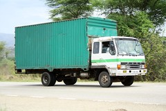 Lorry (My photos live here) Tags: africa truck canon eos lorry vehicle uganda equator degrees 1000d
