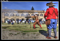 Los Tercios en Jaca (jemonbe) Tags: huesca ciudadela jaca jacetania recreaciónhistórica valledelaragón ciudadeladejaca jemonbe