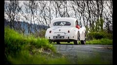 Jaguar XK 140 Coup (1957) (Laurent DUCHENE) Tags: jaguar coup 140 xk 2016 tourauto peterauto marchampt