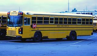 ILLINOIS BLUE BIRD BUS - ROCHELLE SCHOOL DISTRICT
