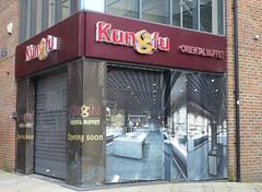 Kungfu - Opening soon - 14 June 2016 (John Oram) Tags: uk england hampshire kungfu chineserestaurant fareham orientalbuffet hampshirese farehamborough 2002p1110091c
