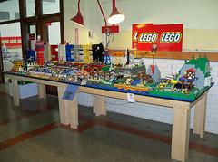 OH Bellaire - Toy & Plastic Brick Museum 114 (scottamus) Tags: ohio sculpture statue lego display exhibit bellaire belmontcounty toyplasticbrickmuseum