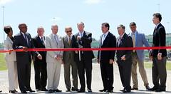 06-20-2016 Governor Cuts Ribbon at I-22/I-65 Interchange