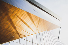 A Series of Triangles (Icedavis) Tags: usbs us bank stadium minneapolis minnesota vikings national football league nfl nfc conference downtown construction