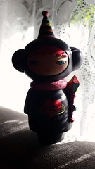173, My Mysterious Momiji. #mysterious #Momiji #MomijiDolls (Gemma Geluz - http://gemmageluz.etsy.com) Tags: momiji mysterious momijidolls
