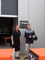 Onze Toko, delivering at your doorstep! 050-5498606 (Michiel Thomas) Tags: food 2000 tel www 1600 tm di groningen zo indonesian onze toko uur 0505498606 beckerweg onzetokonl