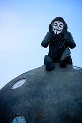 Anti-ACTA (Basileia Gorgo) Tags: camera statue canon germany deutschland eos 50mm magdeburg dslr kamera acta sachsenanhalt spiegelreflex niftyfifty 550d eos550d
