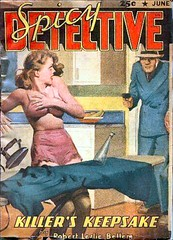 103c Spicy Detective Jun-1942 Includes Rosette of Death by E. Hoffmann Price as Walter Cook (CthulhuWho1 (Will Hart)) Tags: fiction walter trooper june price magazine death hoffmann cook william 1940s will cover e edgar hart pulp spicy 1942 rosette jun hoffman detective williamhart willhart ehoffmannprice cthulhuwho1 cthulhuwho1com jun1942 ehoffmanprice hoffmannprice hoffmanprice edgarhoffmannprice edgarhoffmanntrooperprice
