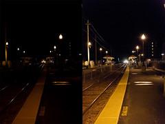 The Power of RAW (Boneil Photography) Tags: ex station train canon eos raw tracks sigma acr haverhill 30mmf14 40d boneilphotography brendanoneil