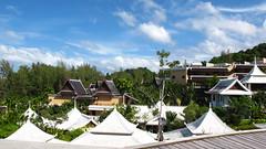 Views @ Anyavee Tubkaek Beach Resort in Krabi, Thailand (the spexyliciousness) Tags: blue sky thailand travels waters hotels krabi anyavee tubkaekbeach anyaveetubkaekbeachresort