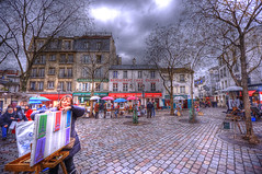 Montmartre Prepares for Wednesday 01 1024x