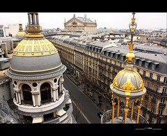 Opera Garnier (Yolanda Miel) Tags: city paris france building canon store opera europe garnier printemps coupole grandmagasin urbanlandsacpe mygearandme mygearandmepremium yolandamiel yofromparis flickrstruereflection1 flickrstruereflection2 flickrstruereflection3 flickrstruereflection4
