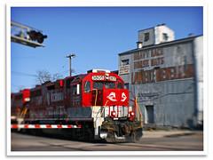 Belt Baby (bogray) Tags: train lexington ky locomotive beltline emd gp38 dieselelectric rjcorman heavyracehorseoats rjc3805