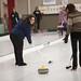 Curlers Curling