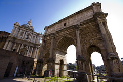 """Arch of Septimius Severus • <a style=""""font-size:0.8em;"""" href=""""http://www.flickr.com/photos/89679026@N00/6834154676/"""" target=""""_blank"""">View on Flickr</a>"""