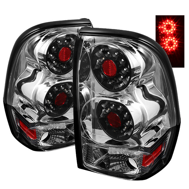 taillights chevytrailblazer ledtaillights carpart4u