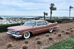 1959 Chrysler Imperial Crown at Amelia Island 2012 (gswetsky) Tags:
