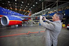 737800unveil19.jpg (Southwest Airlines) Tags: plane airplane southwestairlines 737800 warriorone