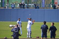 DSC_0888 (mechiko) Tags: 120205 横浜ベイスターズ 渡辺直人 黒羽根利規 横浜denaベイスターズ 2012春季キャンプ
