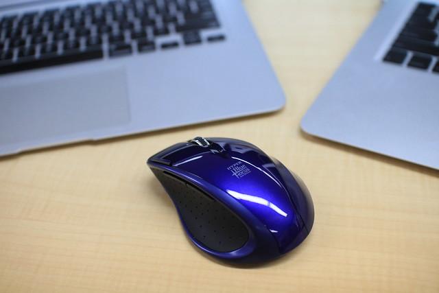 超高感度BlueLEDマウス BSMBB08シリーズ